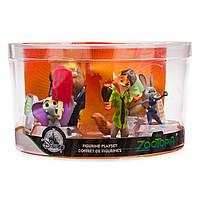 Набір з 5 фігурок Зоотрополіс Disney