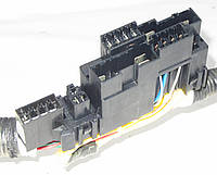 Коробка блока предохранителей подкапотный левый узкий Nissan Leaf ZE0 / AZE0 (10-17) 24381-C9900