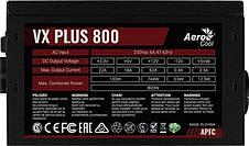 Блок питания Aerocool VX 800 Plus 800W, фото 2