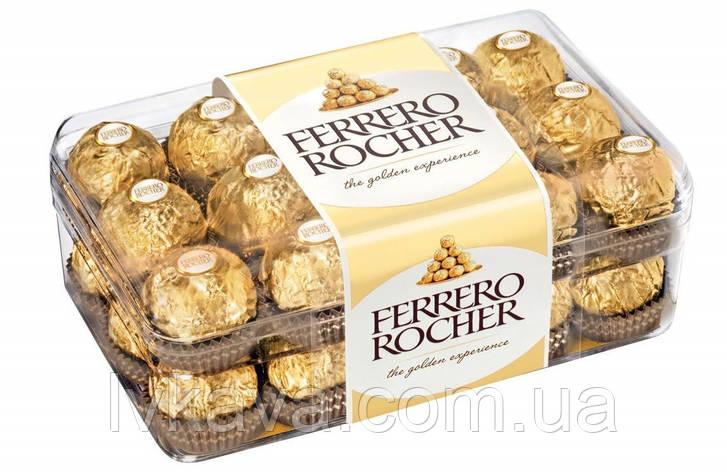 Шоколадные конфеты Ferrero Rocher, 200 гр, фото 2
