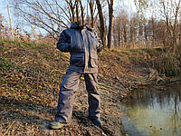 Зимний костюм -40* даимонд Стальной оксфорд