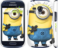"Чехол на Samsung Galaxy S3 mini Миньон v9 ""1575c-31"""