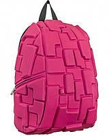 Рюкзак MadPax Blok Full цвет Pink Wink (розовый)