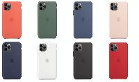 Силиконовый чехол Silicone Case на iPhone 11 Pro - премиальное качество