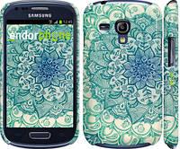 "Чехол на Samsung Galaxy S3 mini Узор v14 ""2711c-31"""