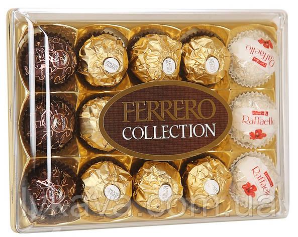 Набор шоколадных конфет Ferrero Collection , 172 гр, фото 2