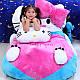 "Кровать ""Hello kitty с подушками для девочек, фото 2"