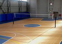 Tarkett Omnisports V35 MAPLE спортивный линолеум , фото 1