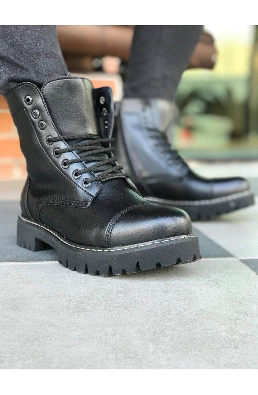😜 Ботинки - Мужские ботинки высокие