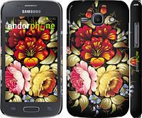 "Чехол на Samsung Galaxy Ace 3 Duos s7272 Хохлома 6 ""829c-33"""