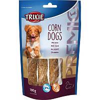 Лакомство для собак с уткой Trixie PREMIO CORN, 100 г