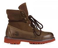 Женские ботинки Timberland Bandits Khaki W размер 36 (116937-36)