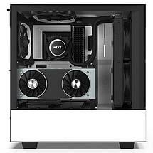 Корпус NZXT H510i Matte White-Black (CA-H510i-W1) без БП, фото 3