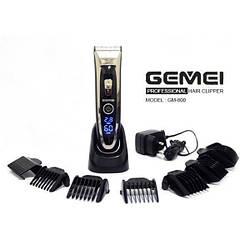Профессиональная машинка для стрижки Gemei GM-800