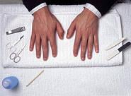 Как ухаживать за мужскими руками?