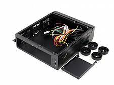 Корпус ProLogix I01/i500 Black 60W ITX, фото 3