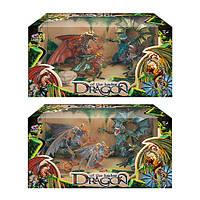 Дракон Q9899-403  4шт , Dracon