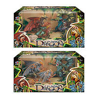 Дракон Q9899-403  4шт , Dragon