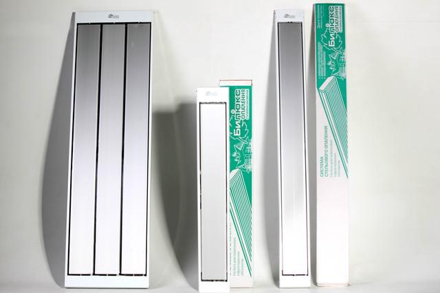 Применение энергосберегающих инфракрасных потолочного типа нагревателей