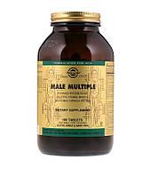 Male Multiple Солгар мужские мультивитамины 120 таблеток