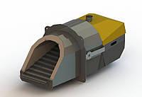 Пеллетная горелка OXI Ceramik DС+ 1000 300-1000 кВт факельная