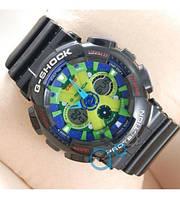 Часы CASIO G-shock  GA-120 (касио джи-шок)  Спортивные, Мужские/ Женские годинник