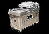 Вакуумная упаковочная машина двухкамерная, фото 2