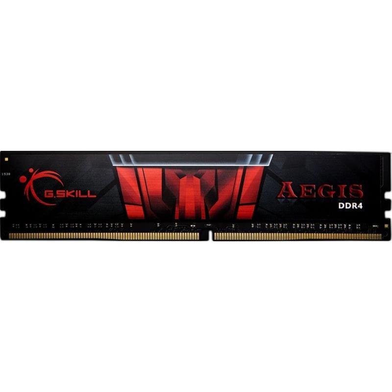 Модуль памяти DDR4 8GB/2400 G.Skill Aegis (F4-2400C15S-8GIS)
