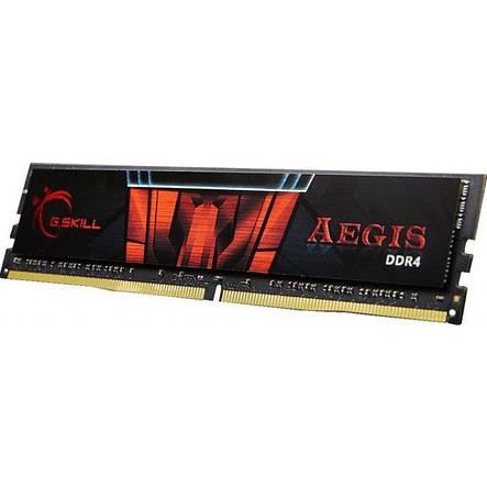 Модуль памяти DDR4 8GB/2400 G.Skill Aegis (F4-2400C15S-8GIS), фото 2