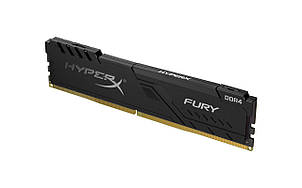 Модуль памяти DDR4 16GB/3000 Kingston HyperX Fury Black (HX430C15FB3/16), фото 2