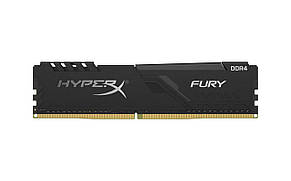 Модуль памяти DDR4 8GB/3466 Kingston HyperX Fury Black (HX434C16FB3/8), фото 2
