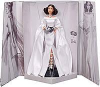 Коллекционная кукла Барби Звездные воины Лея Barbie Star Wars Princess Leia x Doll, фото 1