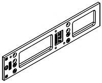 Монтажная пластина для доводчиков Geze TS 4000*, фото 1