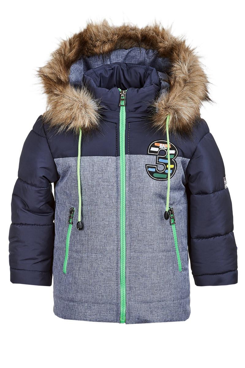 Зимняя куртка на мальчика 3-6 лет, есть размеры 98-116