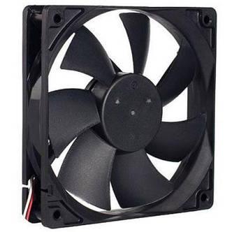 Вентилятор Gembird FANCASE3 120х120х25мм 3pin, фото 2