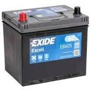 EXIDE 6СТ-60 Аз EXCELL EB605 Автомобильный аккумулятор