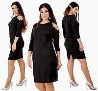 Женское нарядное платье №270 в расцветках (р.48-54), фото 1