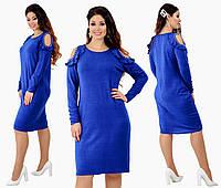 Женское нарядное платье №269 в расцветках (р.48-54), фото 1