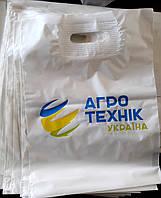 Печать на полиэтиленовых пакетах 40х50, фото 1