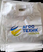Печать на полиэтиленовых пакетах 40х50