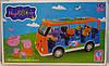 Автобус Свинка Пеппа Peppa Pig, фото 5