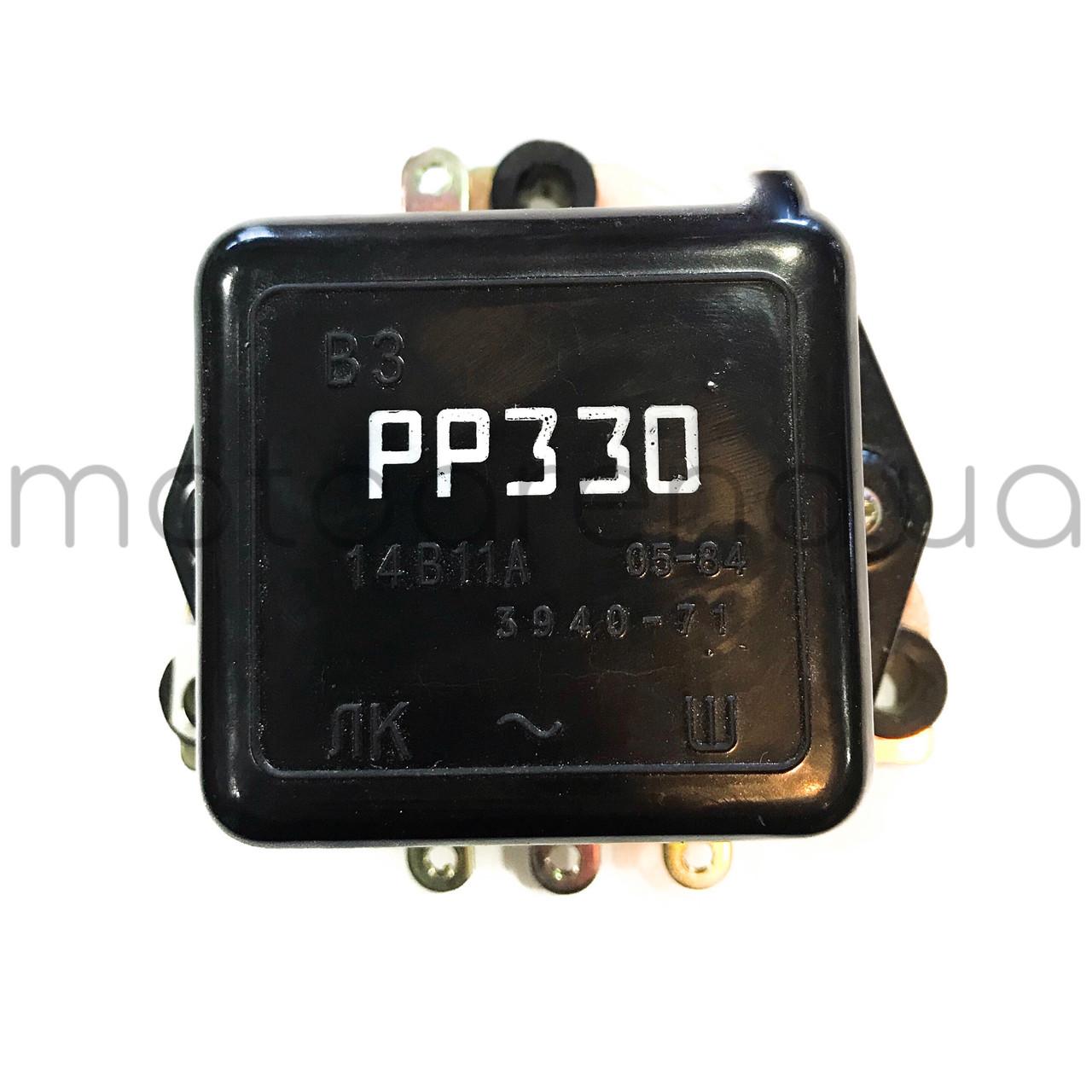 Реле зарядки (330) 12 V МТ-Днепр
