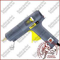 Клеевой пистолет Sigma 500W, термопистолет с регулировкой температуры под клееввые стержни 11мм