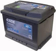 EXIDE 6СТ-60 Аз PREMIUM EA601 Автомобильный аккумулятор