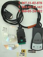 Авто сканер диагностика  Lexia 3 для Citroen, Peugeot PP2000 V7.83 Пежо , Ситроен