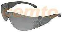 Очки из монолитного прозрачного поликарбоната BRAVA2 CLEAR, Delta Plus