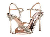 Туфли на каблуке (Оригинал) Badgley Mischka Olympia Platino, фото 1
