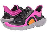 Кроссовки/Кеды Nike Free RN 5.0 Shield Fire Pink/Metallic Silver/Black