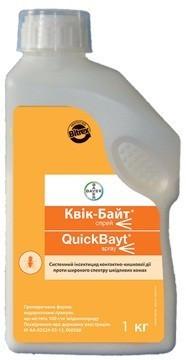 Квик Байт 62,5 г Bayr (Германия) современное высокоэффективное средство против мух