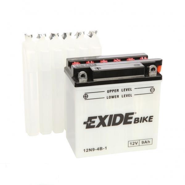 EXIDE 6СТ-9Аз (12N9-4B-1) Мото аккумулятор